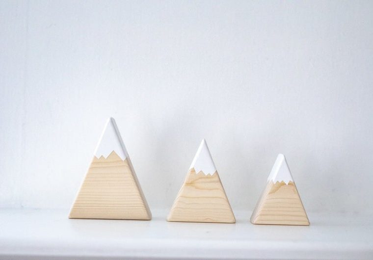 10 amazing wooden Scandinavian style items for your baby room