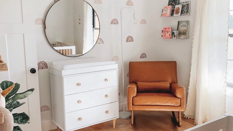 3 rainbow nursery inspirations you'll love